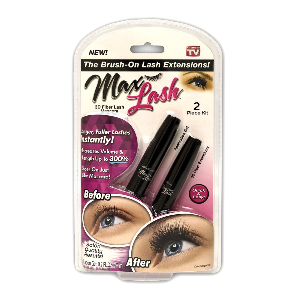 Mascara  Max Flash