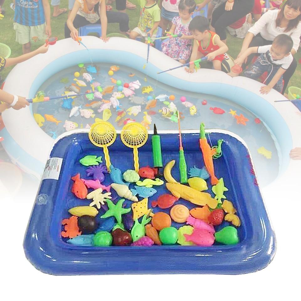 Bộ bể câu cá cho bé
