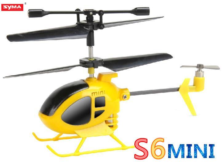 Máy bay trực thăng siêu nhỏ Syma S6