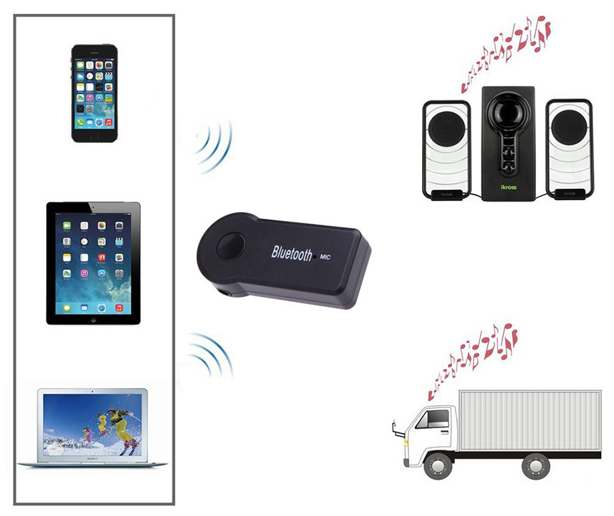 Usb tạo Bluetooth