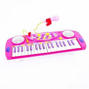 Đàn Organ điện tử kèm micro cho bé tập học nhạc