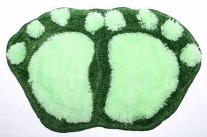 Thảm Lót Sàn Hình Bàn Chân Gấu