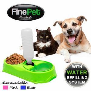 Bộ ăn uống tự động Pet Feeder cho chó mèo