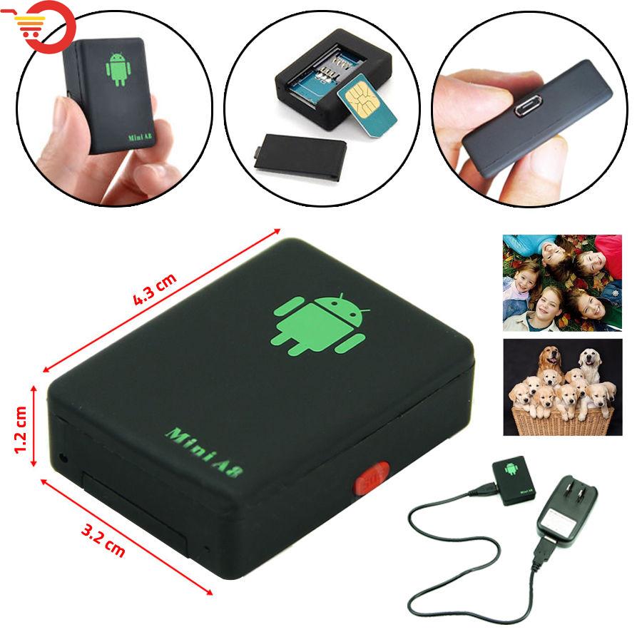 Thiết bị định vị Mini A8 - GSM/GPRS/GPS