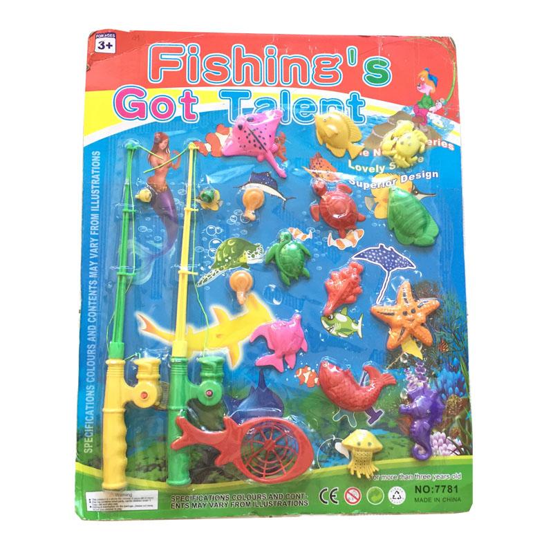 Bộ đồ chơi câu cá cho bé Fishing