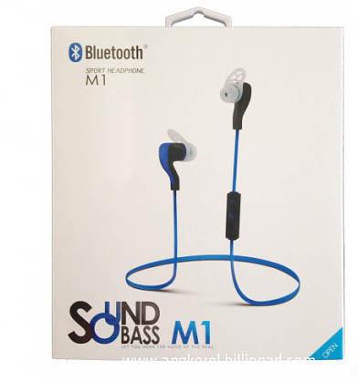 Tai nghe bluetooth M1