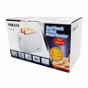 Máy nướng bánh mì sokany KT 206B