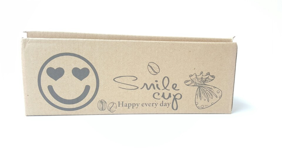 Bộ 2 ly bằng sứ Smile Cup