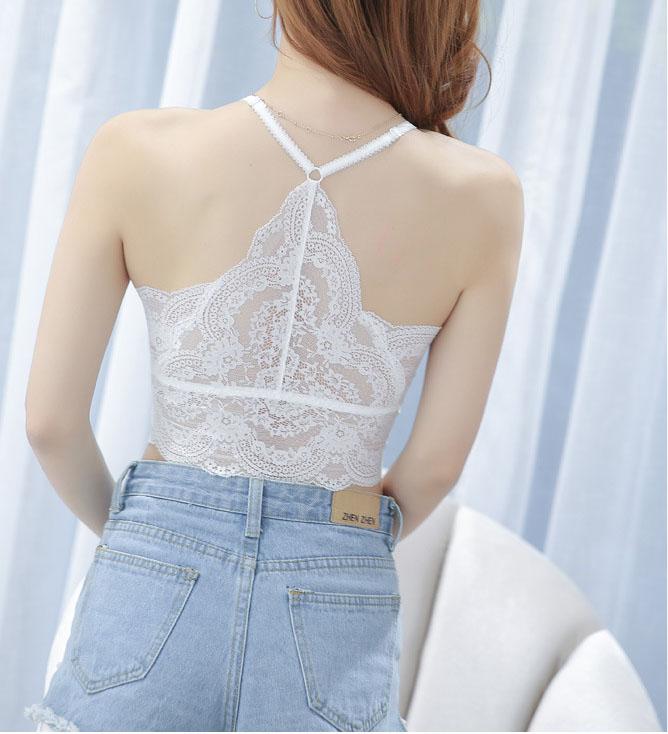 Áo ngực ren chữ V sexy