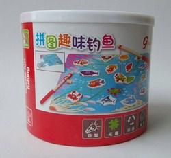 Bộ đồ chơi câu cá Puzzle Fun fishing