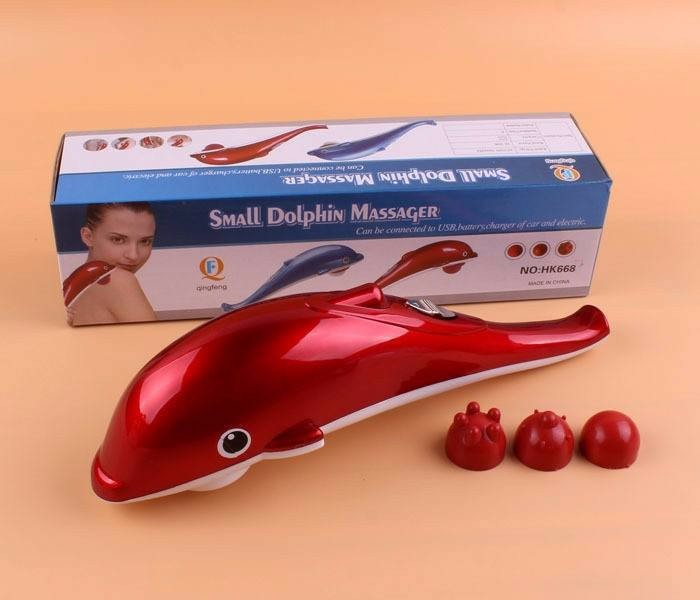 Máy Massage Cá Heo Small Mini H668