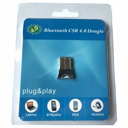 USB Bluetooth CSR 4.0 Dongle (Đen)