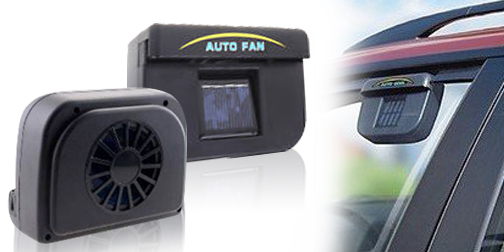Quạt tản nhiệt xe hơi Auto Fan MH-013