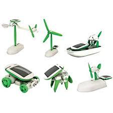Bộ đồ chơi lắp ghép Solar Kit