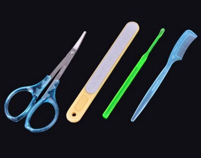 Bộ dụng cụ làm đẹp 4 món