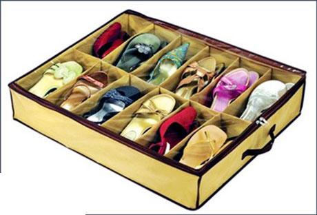 Hộp đựng giày 12 ngăn