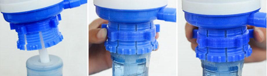 Đầu lấy nước cho bình nước