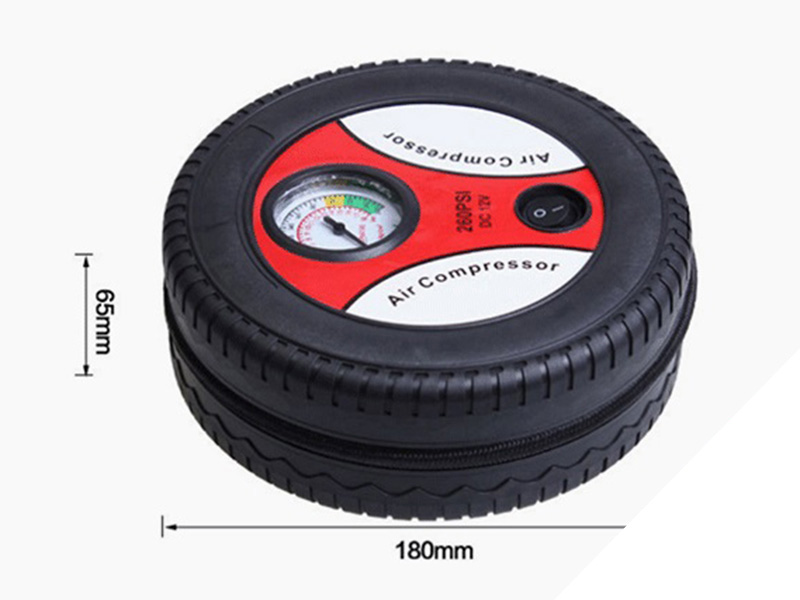 Máy Bơm Lốp Ô Tô Mini Air Compressor