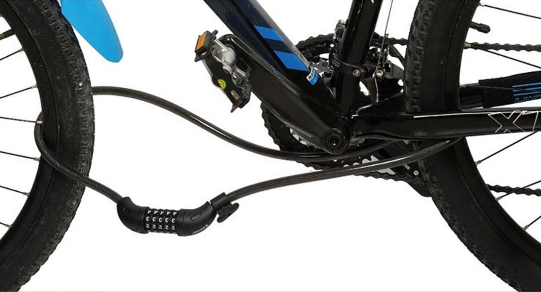 Khóa xe đạp,xe máy 5 số