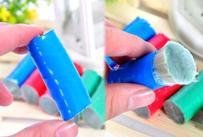 Dụng cụ chà xoong siêu sạch, siêu nhanh
