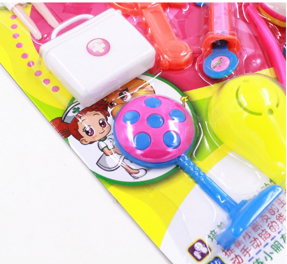 Bộ đồ chơi Y tá dành cho bé