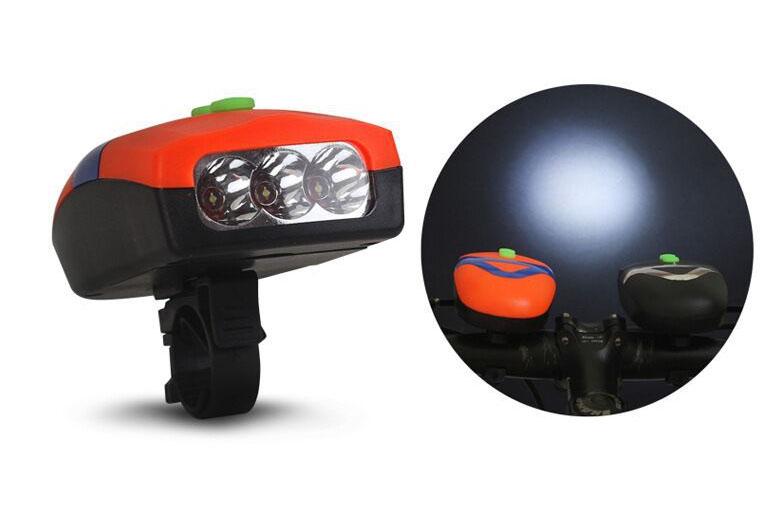 Đèn chiếu sáng dành cho xe đạp