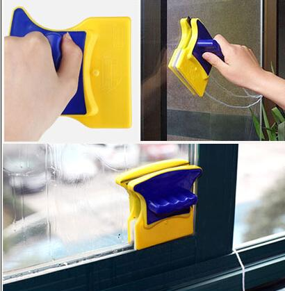 Dụng cụ lau cửa kính Double Sided glass Cleaner