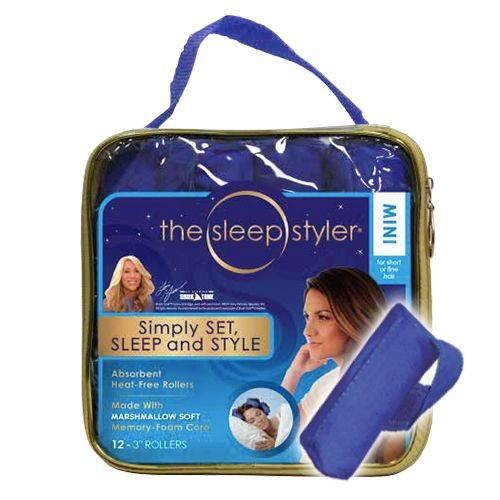 Bộ 12 cuộn giữ cho tóc xoan the sleep