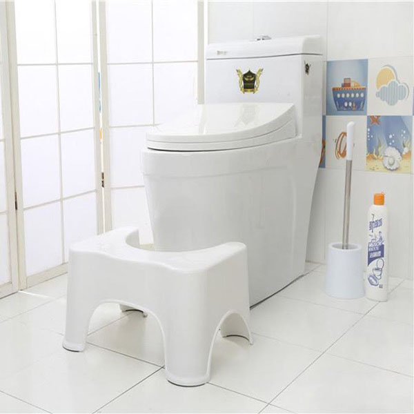 Ghế kê chân toilet Chefman