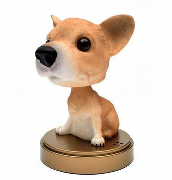 Chú chó Swing Dog để xe