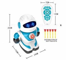 RoBot Nhảy Fighting điều khiển từ xa