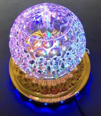 Đèn Xoay tổ ong 360 Độ Lotus Lantern
