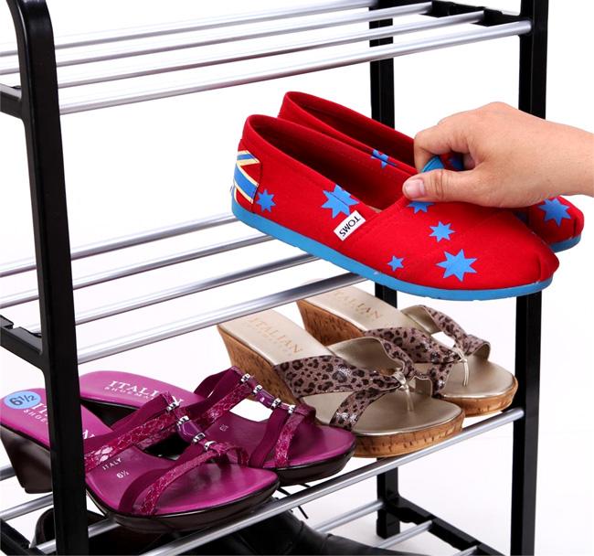 Kệ để giày dép 4 tầng