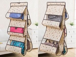 Túi treo bảo vệ giỏ xách 5 ngăn