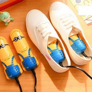 Máy sấy giày khử mùi tiện lợi nhỏ gọn