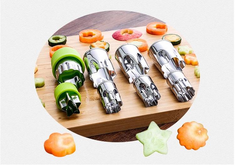 Bộ dụng cụ cắt tỉa rau củ quả 8 món