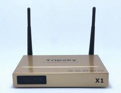Tivi Box Thông Minh Tripsky X1 - 2 anten