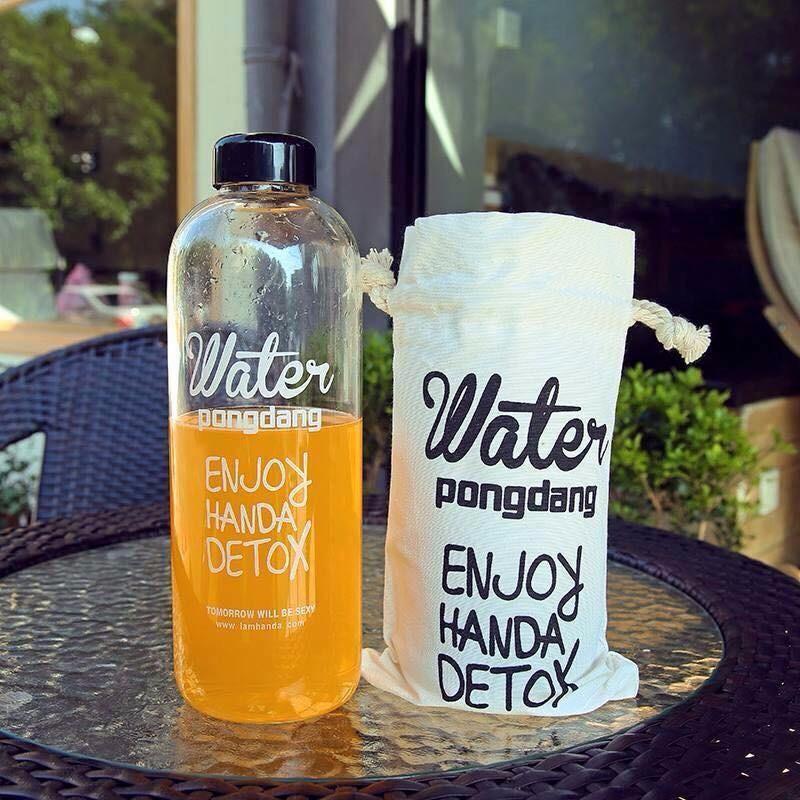 Bình được nước detox 1000 ml (kèm túi)