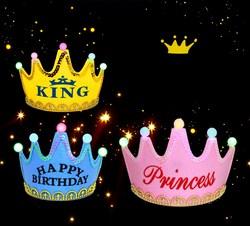 Vương miện hoàng tử công chúa