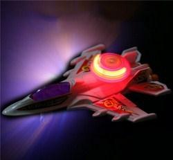 Mô hình máy bay phát sáng
