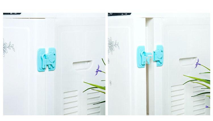 Dụng cụ khóa tủ lạnh