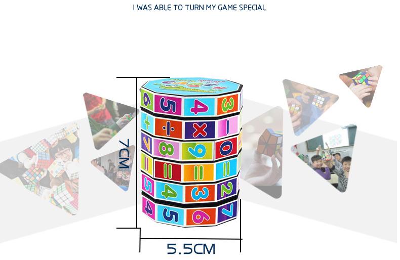 Đồ chơi toán học Rubik