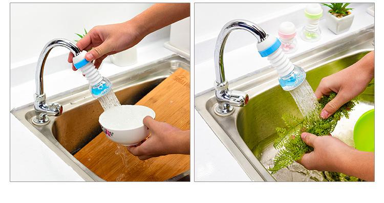 Vòi sen lọc nước
