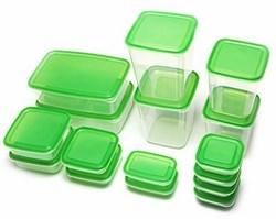Bộ Hộp Nhựa Đựng Thức Ăn 17 Món
