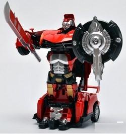 Robot biến hình siêu nhân