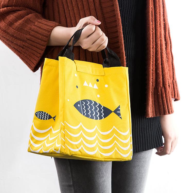 Túi xách hình cá loại lớn