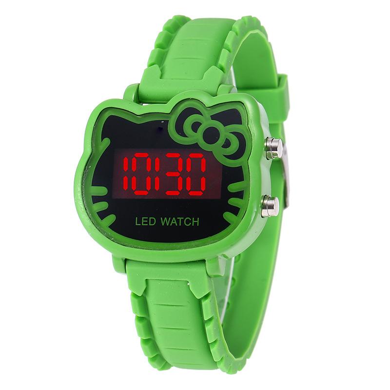 Đồng hồ đeo tay hình mèo