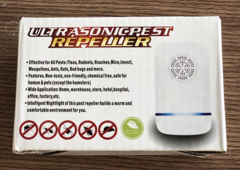 Máy đuổi muỗi , côn trùng repeller