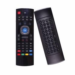 Remote kèm bàn phím điều khiển