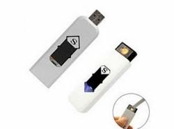 Bật lửa hình chữ S Cổng sạc USB